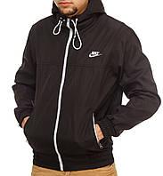Ветровка Nike ,черная,магазин одежды