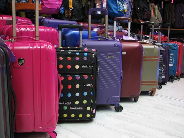 Малые чемоданы