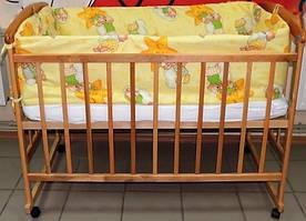 Защита бортики в детскую кроватку