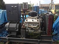 Электростанция дизельная(дизель-генератор) 75 кВт, ямз-236.