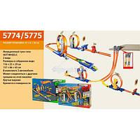 Трек детский инерционный типа HOT WHEELS 5774