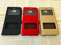 Кожаный чехол книжка Momax для Huawei Y5 II (3 цвета)