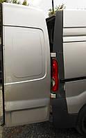 Дверь задняя правая высокий кузов, двері праві високий кузов к Renault Trafic II Рено Трафик Трафік