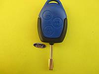 Ford - корпус ключа 3 кнопки, FO21