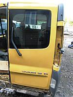 Дверь задняя правая, двері задні праві на Renault Trafic II Рено Трафик Трафік