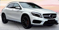 Обвес Mercedes Benz GLA 300/350/400