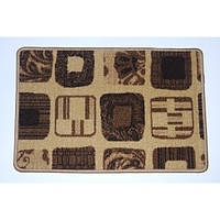 Коврик Confetti Anatolia - 40 brown 05 коричневый 40*60 см