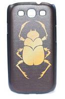 Чехол-накладка Print для Samsung Galaxy S3 i9300/i9300i Duos Beetle