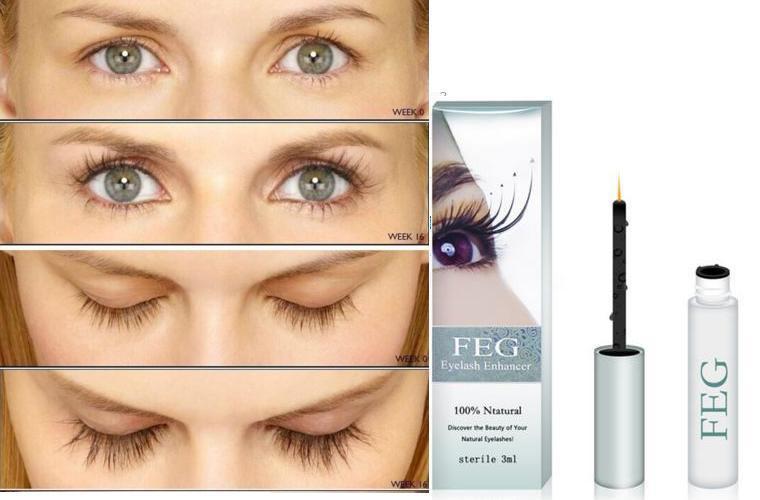 ФЕГ оригинал. Сыворотка для роста ресниц и бровей FEG Eyelash Enhancer