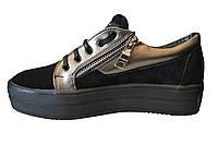 """Ботинки осенние женские """"Gold"""""""