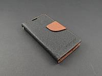 Чехол книжка Goospery для LG L60 X135 X145 черный