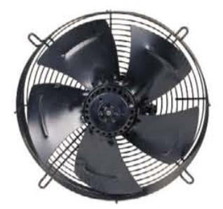 Вентилятор осевой Weiguang YWF4E-300-S 92/15-G (промышленный вентилятор)