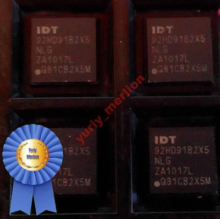 Микросхема IDT92HD91B2X5 ( 92HD91B2X5 ) 92HD91B2X5NLG, фото 2