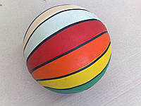 Баскетбольний м'яч кольоровий №7
