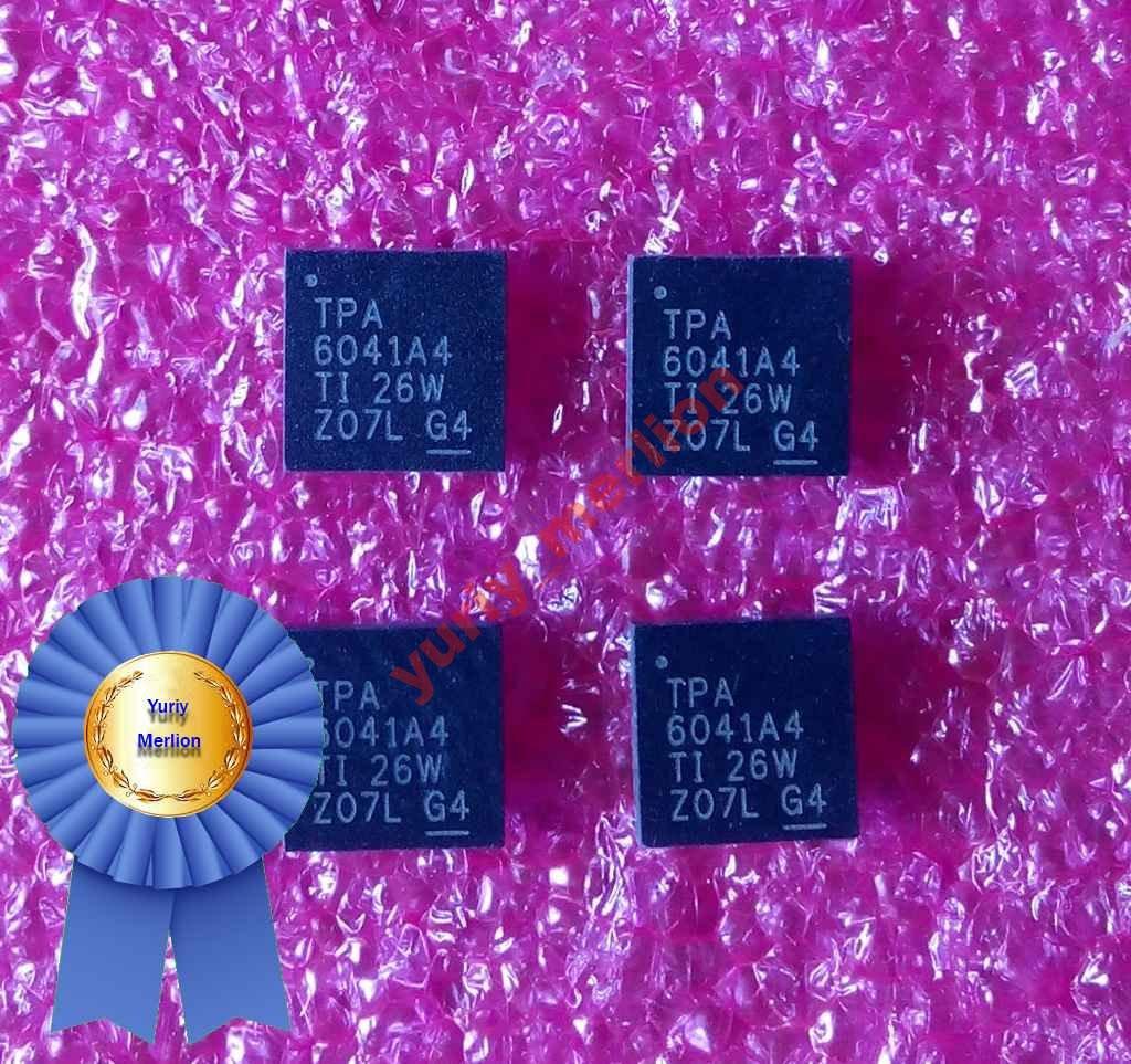 Микросхема TPA6041A4