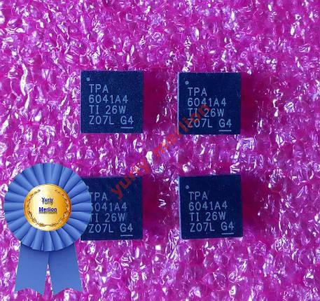 Микросхема TPA6041A4, фото 2