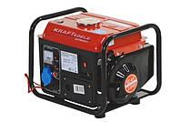 Надёжный экономный генератор Kraft&Dele, рама