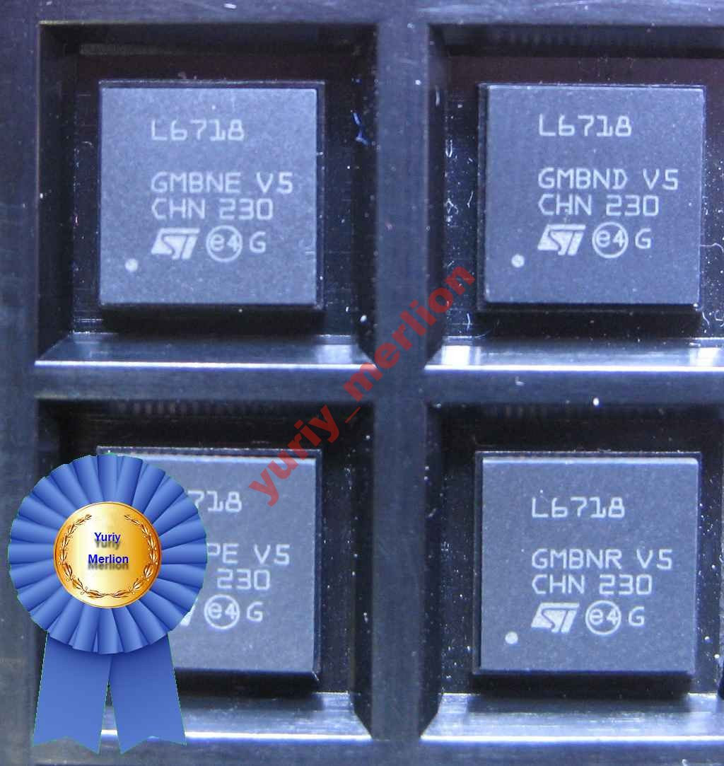 Микросхема L6718