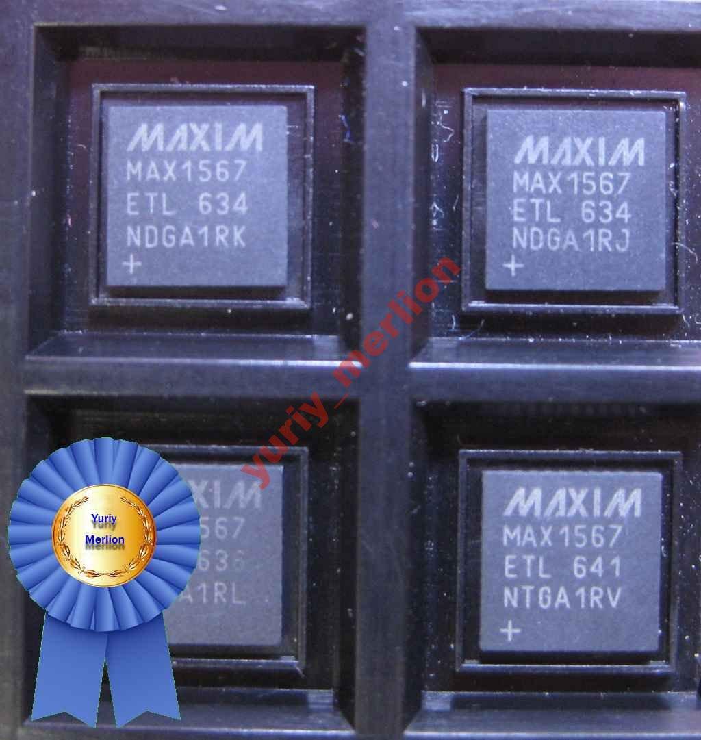 Микросхема MAX1567ETL