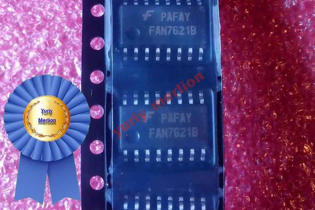 Микросхема FAN7621B, фото 2