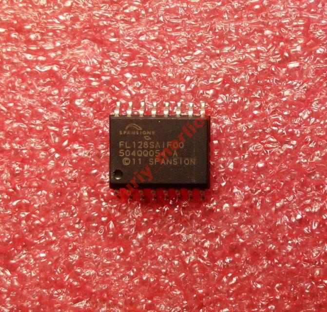 Микросхема Spansion FL128SAIF00 ( FL128S FL128SA1F00 )
