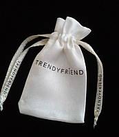 Мешочки ювелирные подарочные под заказ с возможностью нанесения логотипа, фото 1