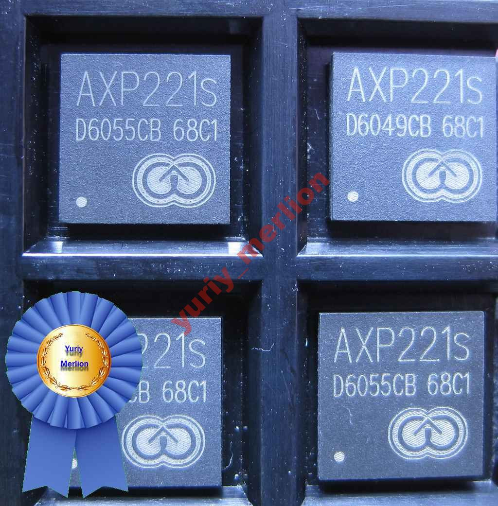 Микросхема AXP221s