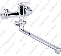 Смеситель для ванны Q-tap Eventi CRM-005