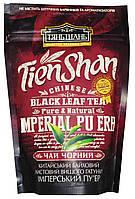 """Чай черный Tien-Shan""""Імперський Пу'ер"""" 60г."""