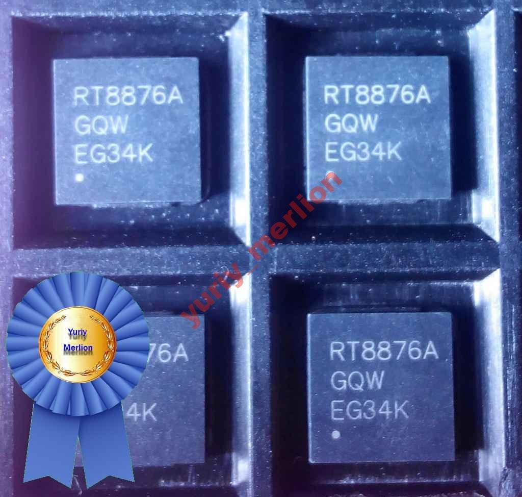 Микросхема RT8876A