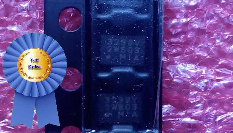 Микросхема SLG3NB238VTR, фото 2