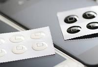 4 шт. наклейки на кнопку home для iPhone iPad iPod