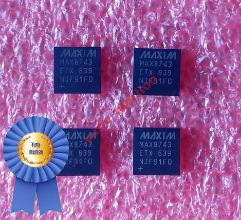 Микросхема MAX8743 ( MAX8743E ) QFN, фото 2