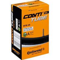 "Камера Continental MTB 26"", 26x1.75 > 26x2.5, Presta 60мм"
