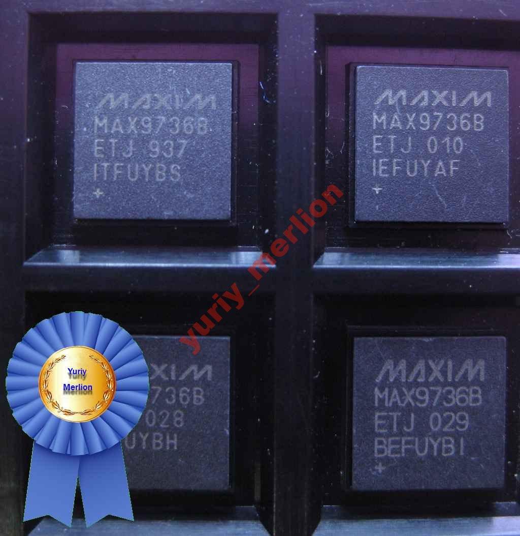 Мікросхема MAX9736B - У НАЯВНОСТІ!