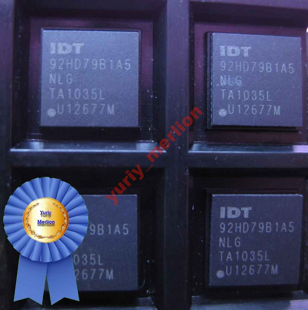 Микросхема IDT92HD79B1A5 NLG