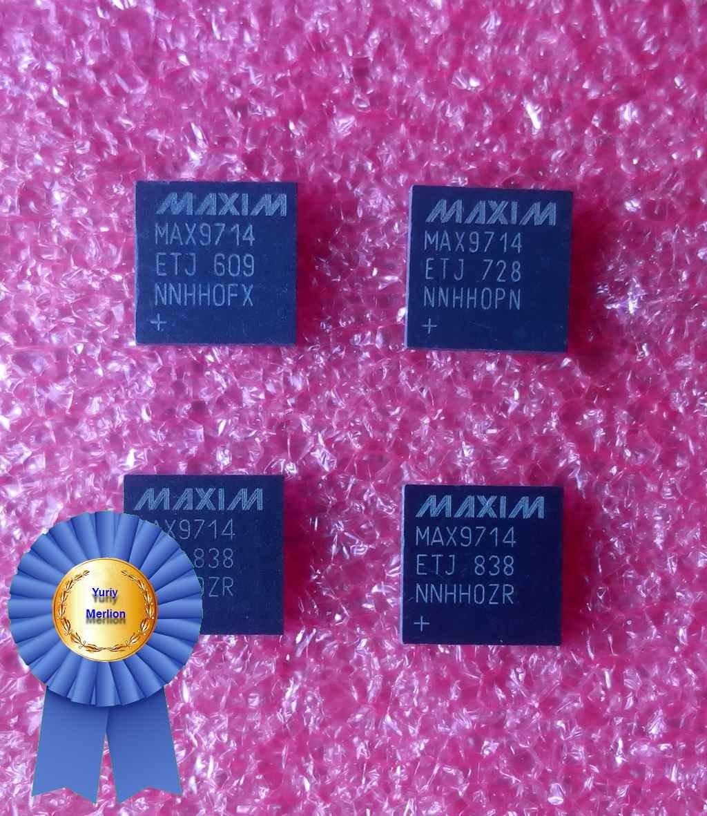 Микросхема MAX9714 ( MAX9714E )