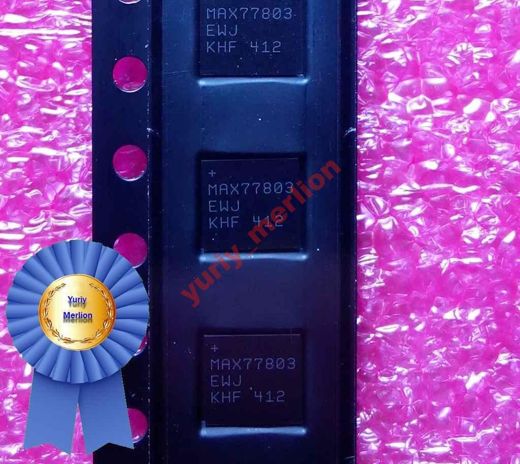 Микросхема MAX77803 ( MAX77803E ) Не реболл!!! Новое в ленте!