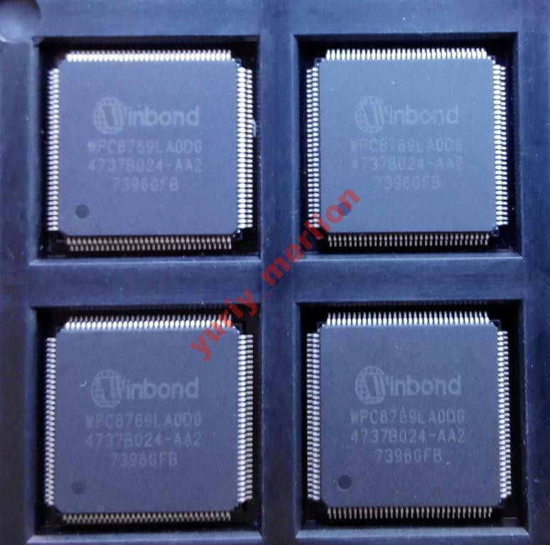 Микросхема WPC8769LA0DG