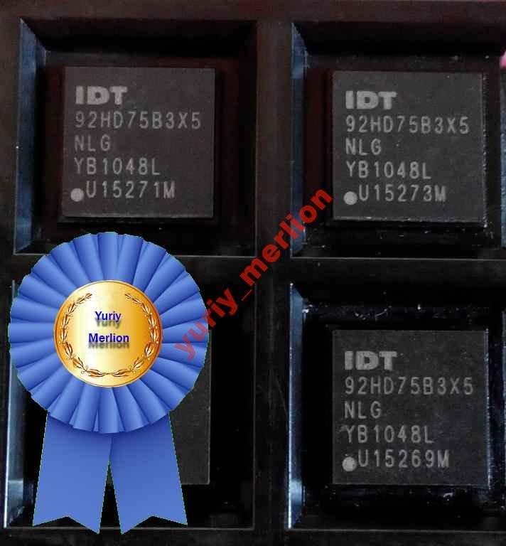 Мікросхема IDT92HD75B3X5 ( 92HD75B3X5 )