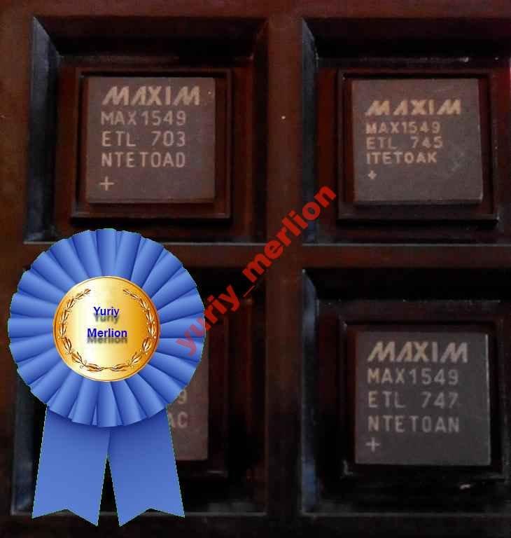 Микросхема MAX1549