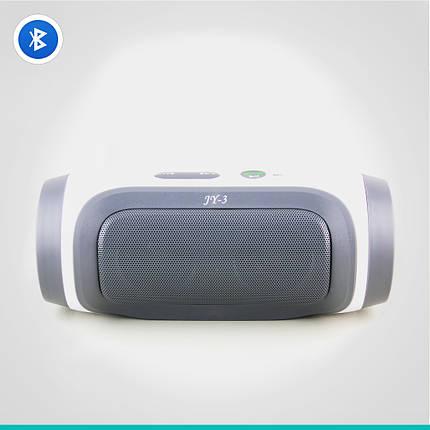 Портативная колонка JY-3 Stereo Bluetooth Speaker с микрофоном, фото 2