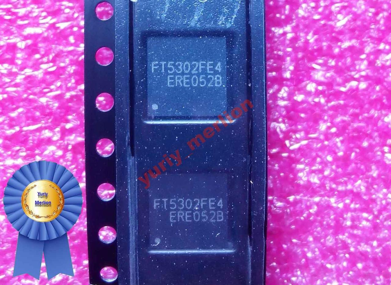 Микросхема FT5302FE4