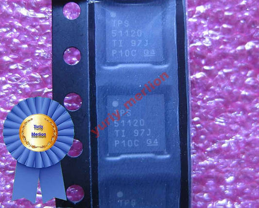 Микросхема TPS51120, фото 2