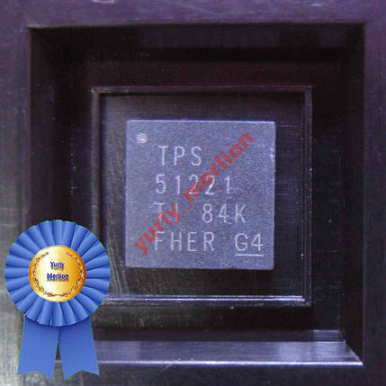 Микросхема TPS51221, фото 2