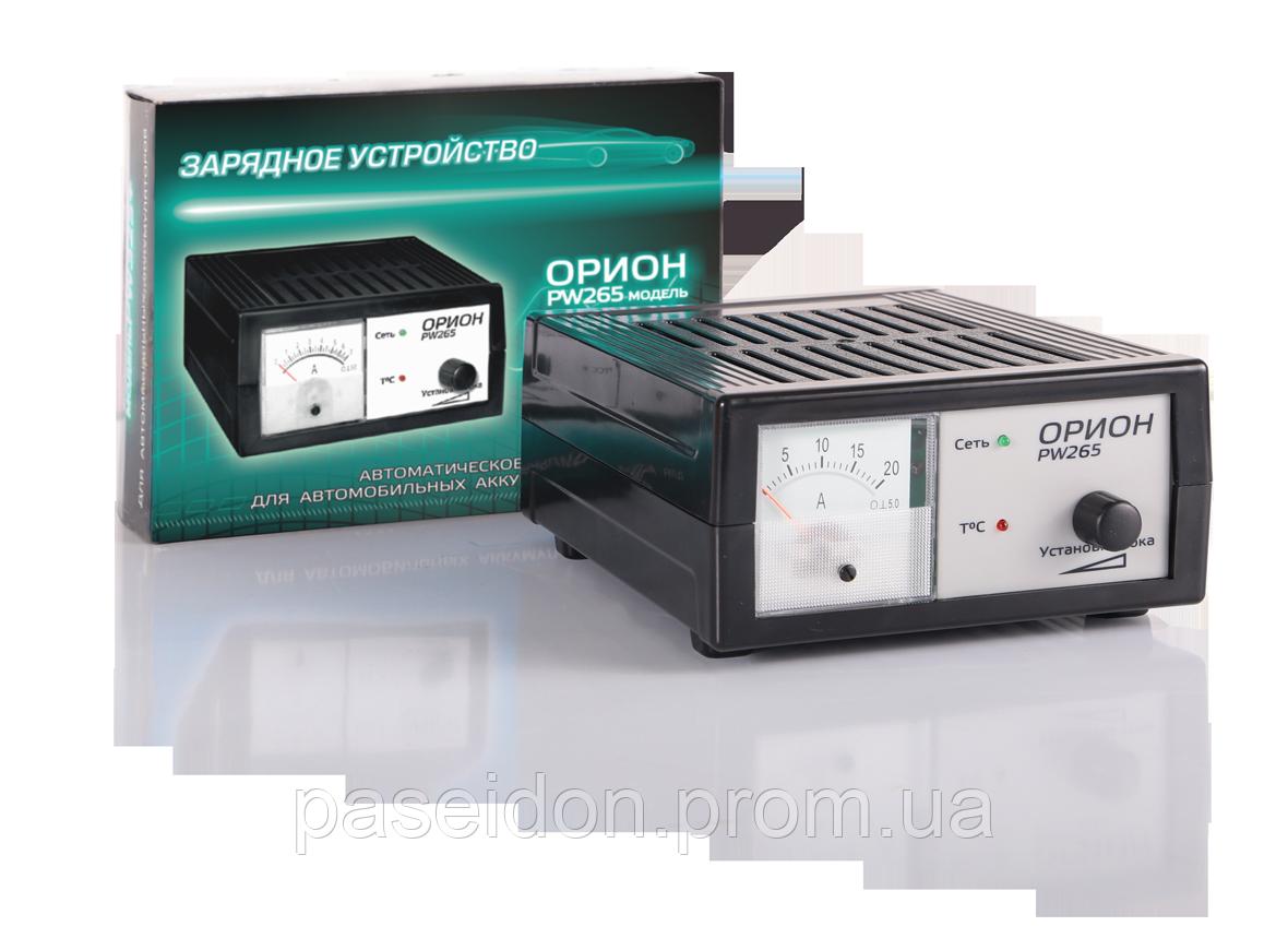 Импульсное зарядное устройство Орион PW 265
