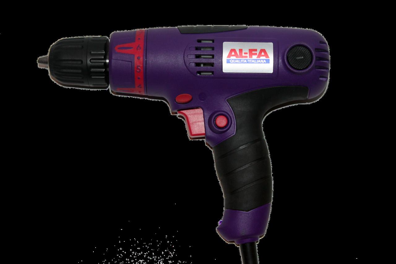 ALFA електричний шуруповерт ED207