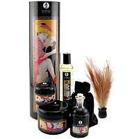 Набор для эротического массажа Shunga Carnal Pleasures Collection