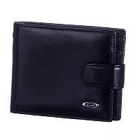 Кошелек кожаный мужской Cossroll AF01-206-1 черный
