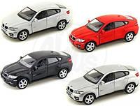 Модель автомобиля KINSMART BMW X6, 1:38